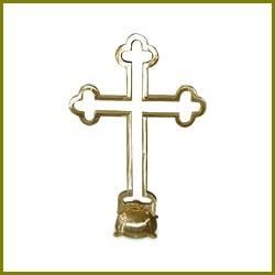 Σταυροί Τρούλου - Δικέφαλοι - Λαμπαδοστάτες